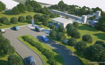 Wilton Parkway: A New Station for South East Wiltshire